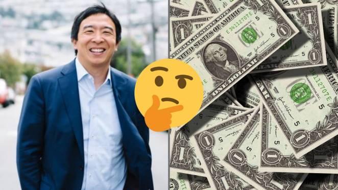 Herkese Aylık 1000 Dolar Dağıtmak İsteyen Asyalı Adam: Andrew Yang