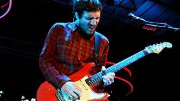 Red Hot Chili Peppers'ın Büyüleyici Gitaristi, Kadife Ses: John Frusciante
