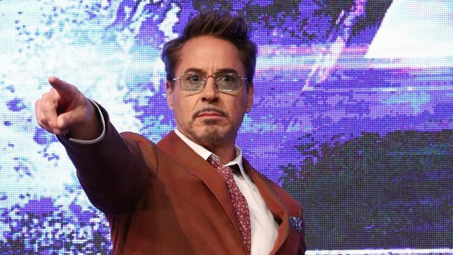 Iron Man İle Tanınan Robert Downey Jr. Gerçek Hayatta Da Dünyayı Kurtaracak