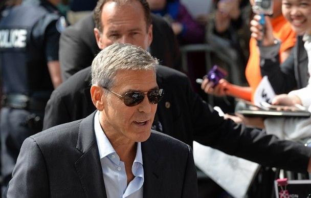 George Clooney Bir Netflix Filmiyle Karşımızda