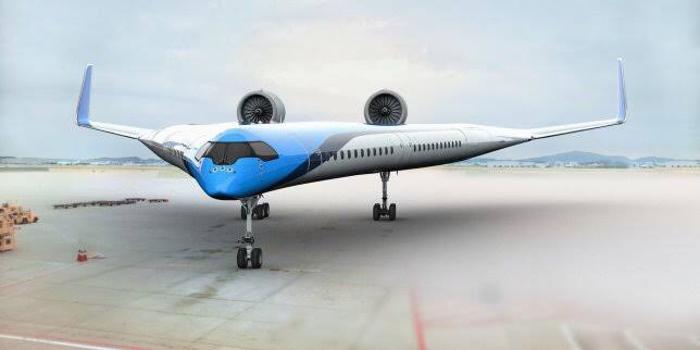 Doğa Dostu Uçak Hem Cebi Hem de Çevreyi Koruyacak
