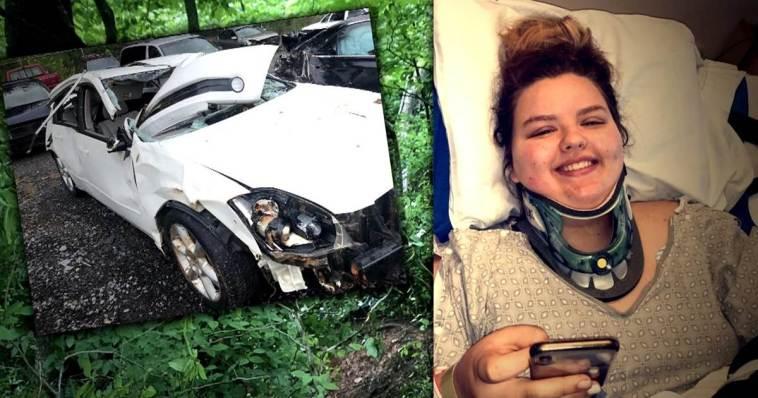 """Teknoloji Hayat Kurtardı: """"Arkadaşımı Bul"""" Uygulaması Sayesinde Ölümcül Kazadan Sağ Çıktı"""