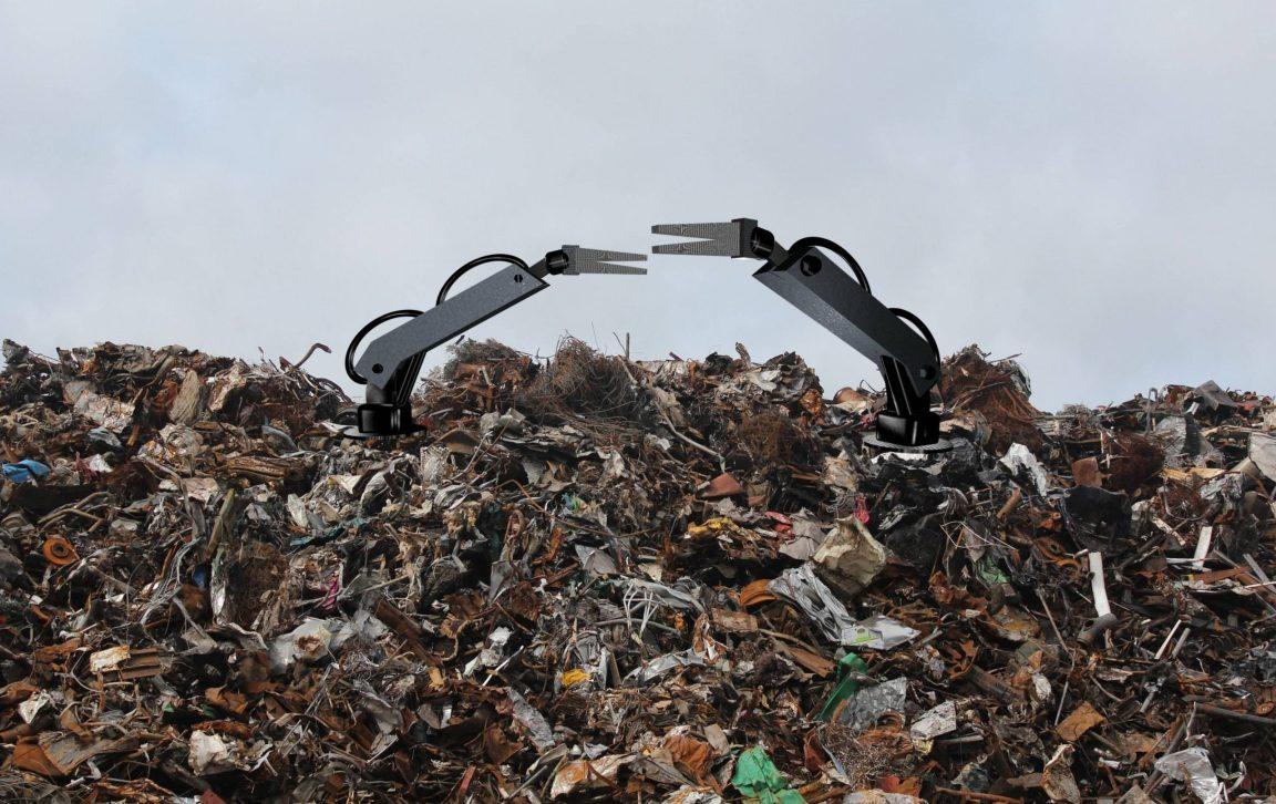 Uzay Robotu Dünya'nın Çöpünü Temizleyecek