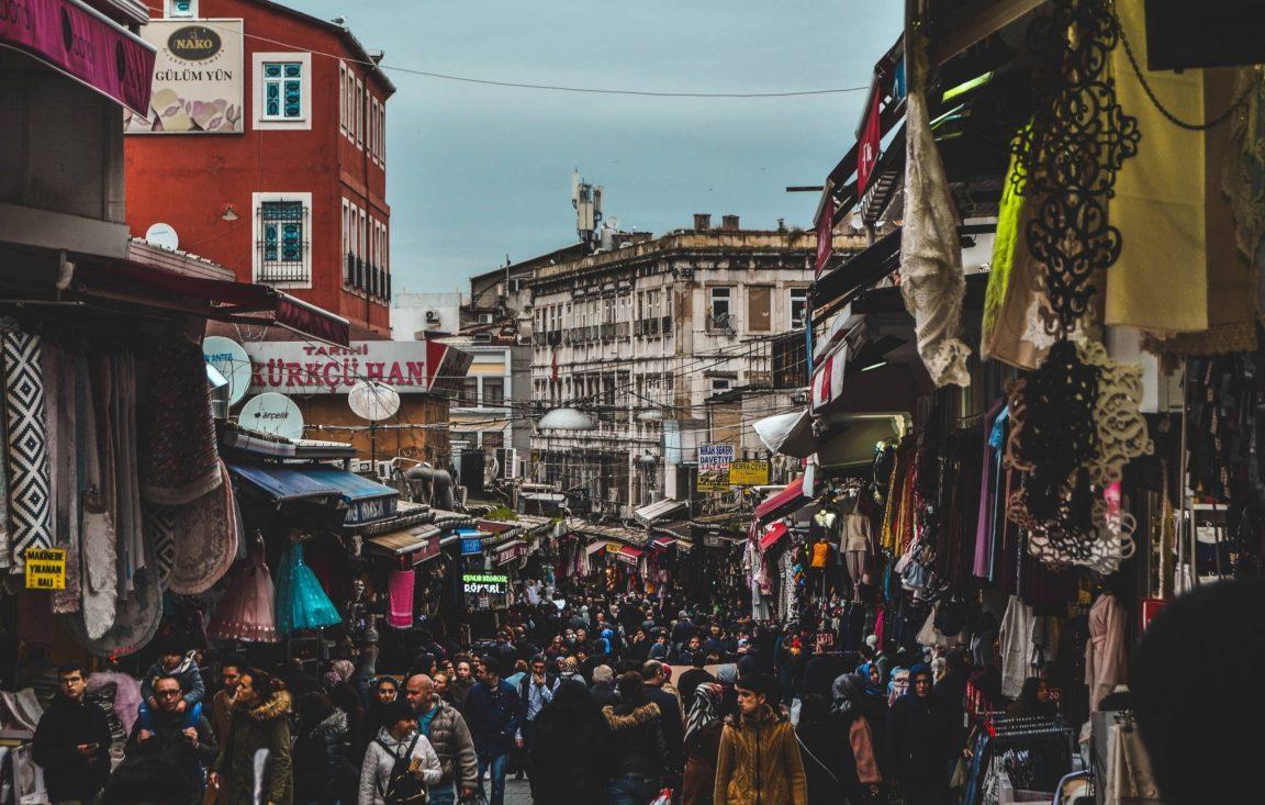 İstanbul'un Bu Kalabalığında Yaşanır Mı?