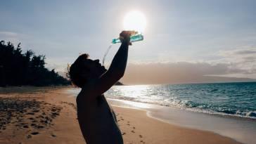 Kilo Vermenin Bilinen En Hızlı Yolu: Water Fasting