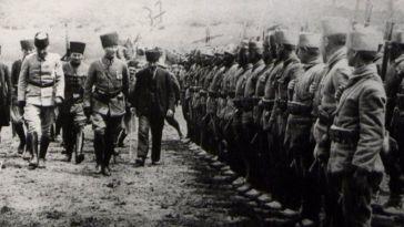 Atatürk ve Silah Arkadaşlarını 30 Ağustos Zaferine Götüren Süreç