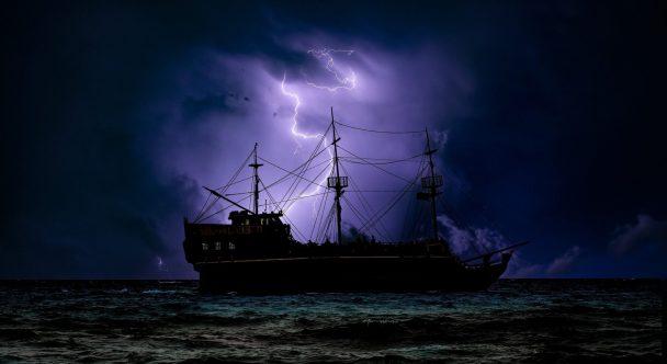 Yaşattıkları Korkuyla Dünyaya Nam Salmış 5 Ünlü Korsan