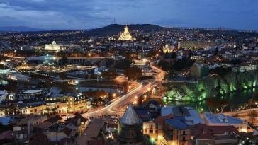 Beş Günde Tiflis