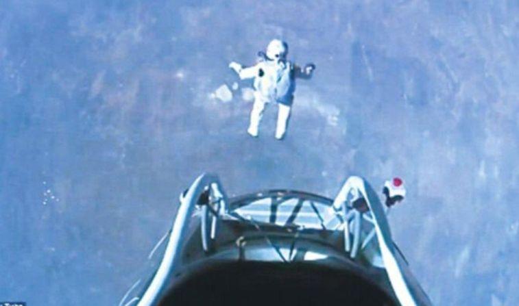 Elalemin Oğlu/kızı Uzaydan Dünyaya Atlıyor. Ya sen?