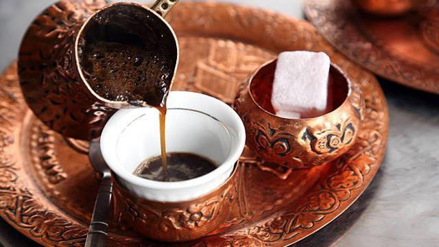 Türk Kahvesi ve Tarihçesi