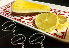 Cheesecake 101: Limonlu Cheesecake Tarifi