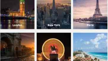4K Videolar Sayesinde Evden Seyahat Etmek Çok Kolay: Thripy