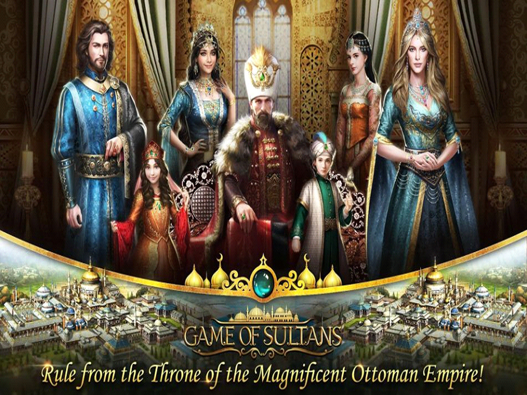 Game of Sultans Oyun Rehberi 2020 - Vezir Geliştirme, Taktik, Hile Var mı?