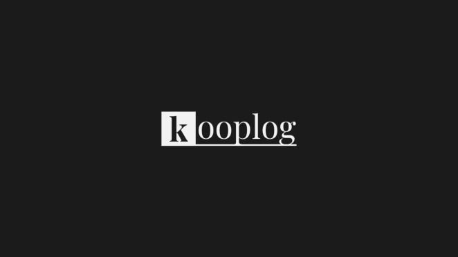 kooplog logo
