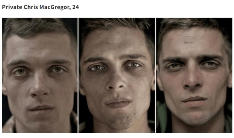 Savaş Sırasında, Öncesinde ve Sonrasında Fotoğraflanan 15 Asker: Görüntüler Sizi Rahatsız Edebilir
