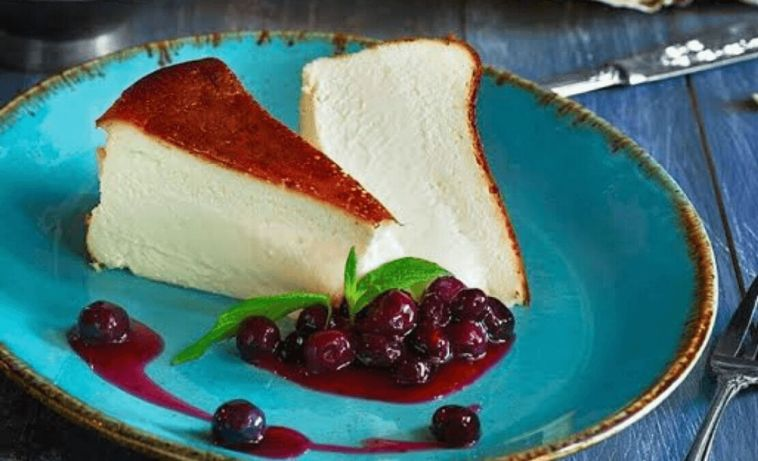 san sebastian cheesecake vişneli