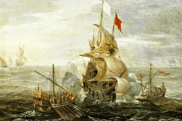 Osmanlılar Hint Okyanusunda Görünüyor!