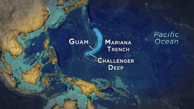 Mariana Çukuru Nerede? Guam Adaları yakınlarında Endonezya'nın ortasında