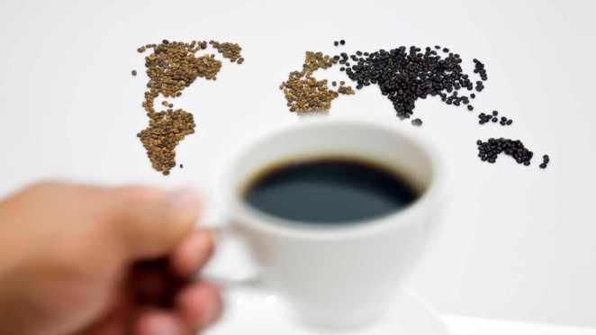 dünya kahve çeşitleri