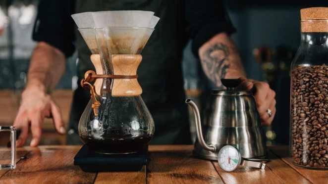 filtre kahve nasıl yapılır?