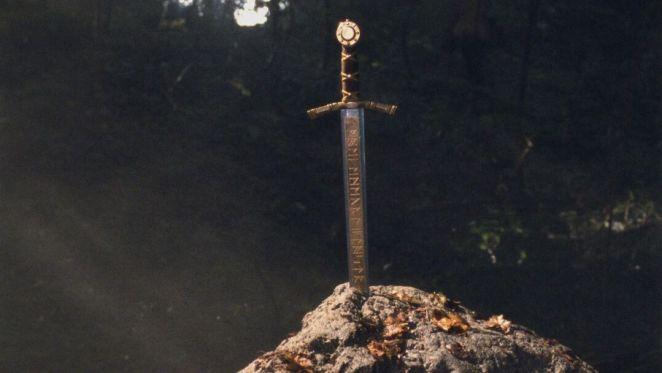 kral arthur kılıcı ekskalibur