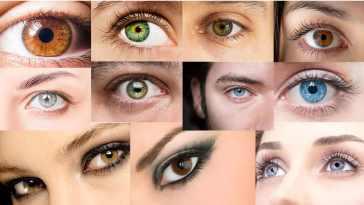 Gözler Konuşur mu: Göz Rengin Senin Hakkında Ne Diyor?