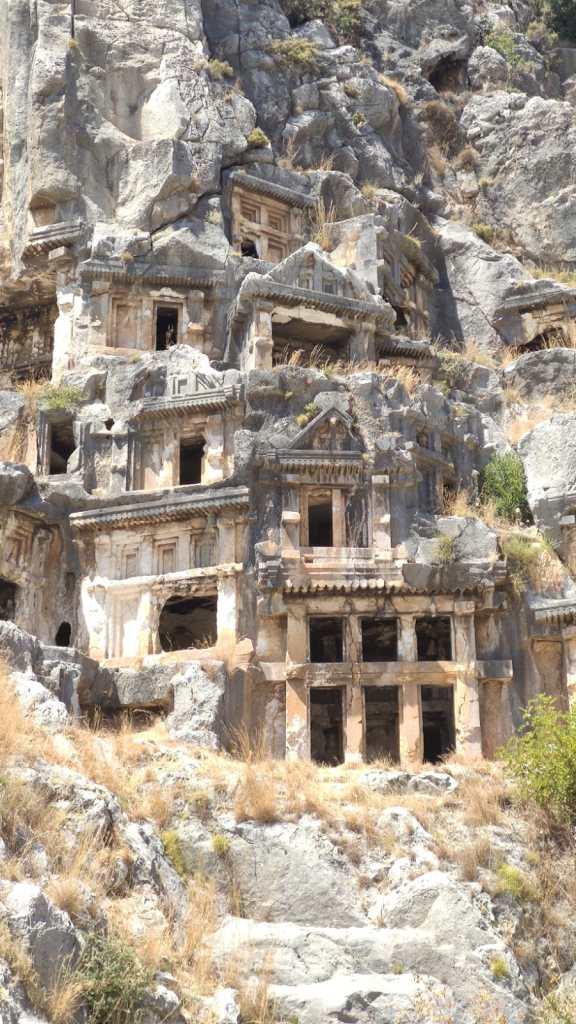 Mrya Antik Kenti