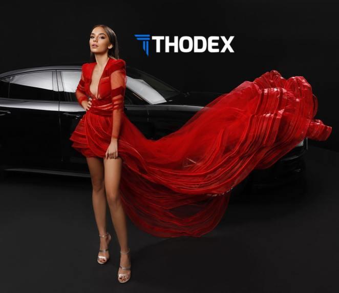 Thodex Reklamlarında Oynayan Ünlüler bahar şahin