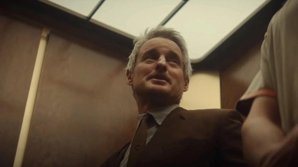 Owen Wilson, 'Loki'de Mobius M. Mobius rolünde