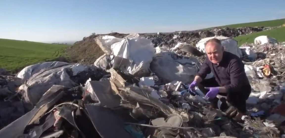 Adana'dan İthalat Rekoru: Avrupa'nın Çöpünü Adana Çekiyor