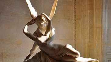 Mitolojide Cupid ve Psyche