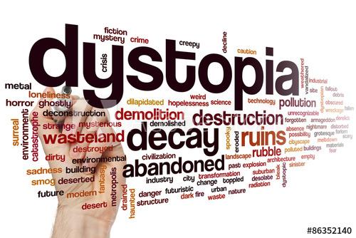 Şiddet ve Korkuyla Özdeşleşen Bir Edebiyat: Distopya