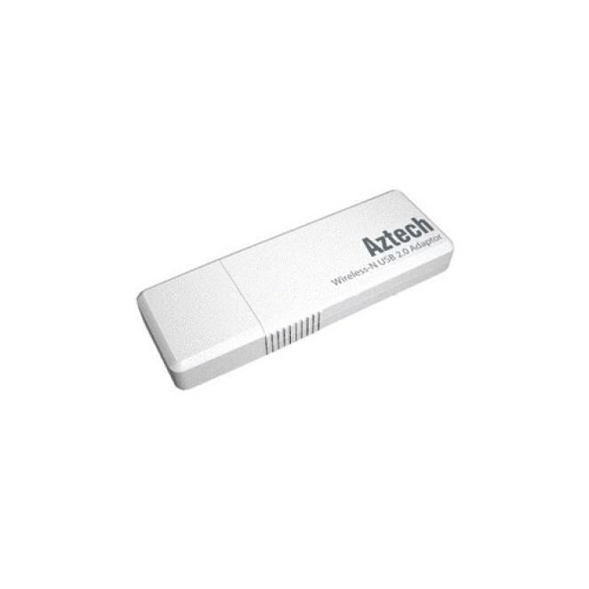 Aztech Wireless-N USB 2.0 Adaptor