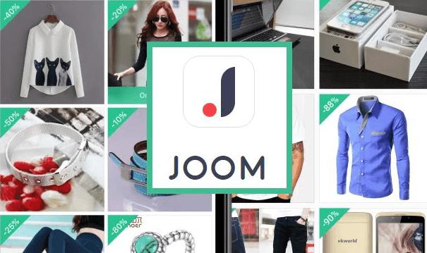 Joom Online Alışveriş