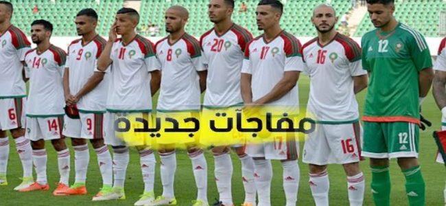 لائحة المنتخب الوطني المغربي لوديتي صربيا وأوزبكستان