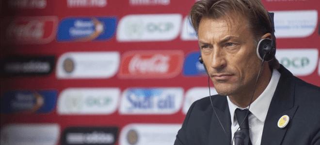 هيرفي رونار يستدعي نجم الدوري الهولندي لمواجهة صربيا واوزبكستان