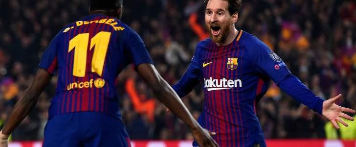 ليون ضد برشلونة.. البارسا يطير إلى فرنسا بالقوة الضاربة