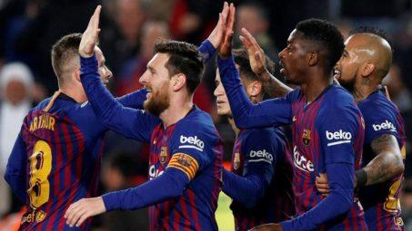 القنوات الناقلة لمباراة برشلونة وليجانيس اليوم في الدوري الإسباني