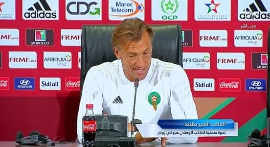 هذا ماقاله هيرفي رونار عن غياب ميسي على مباراة المغرب والارجنتين