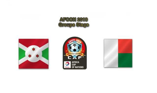 بورندي ومدغشقر بث مباشر اليوم 27-06-2019 كأس الامم الفريقية