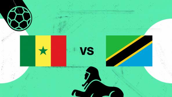 مشاهدة مباراة السنغال وتنزانيا بث مباشر 23-06-2019 الكان