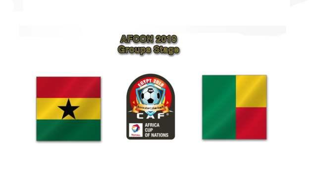 مشاهدة مباراة غانا وبنين بث مباشر 25-06-2019 كاس الامم الافريقية