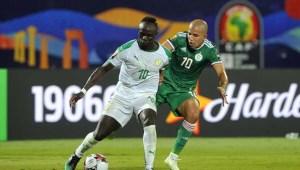 تشكيل السنغال الرسمي أمام الجزائر بنهائي كأس أمم إفريقيا