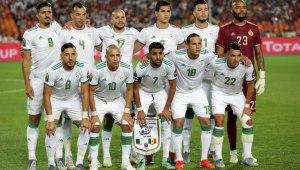 اكتساح جزائري لجوائز كأس أمم إفريقيا كان 2019