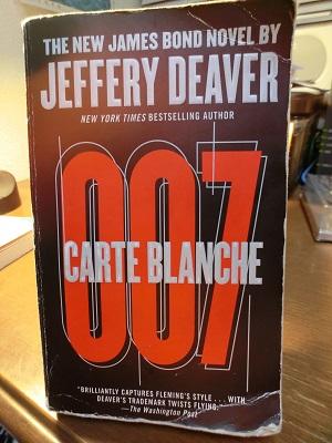 ジェフリー・ディーヴァーの 「007」