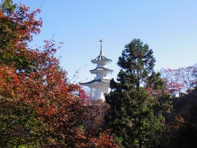 玄奘三蔵塔を眺めると・・・