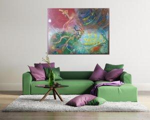 Islamische Malerei