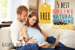 5 Best Free Online Natural Birthing Classes