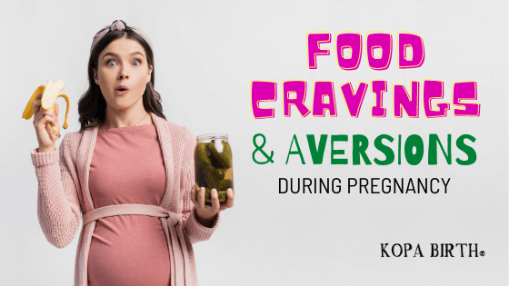Food Cravings & Aversions During Pregnancy Image
