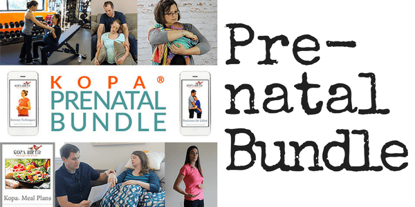 The prenatal bundle offers addition classes to supplement your athens ga natural childbirth class